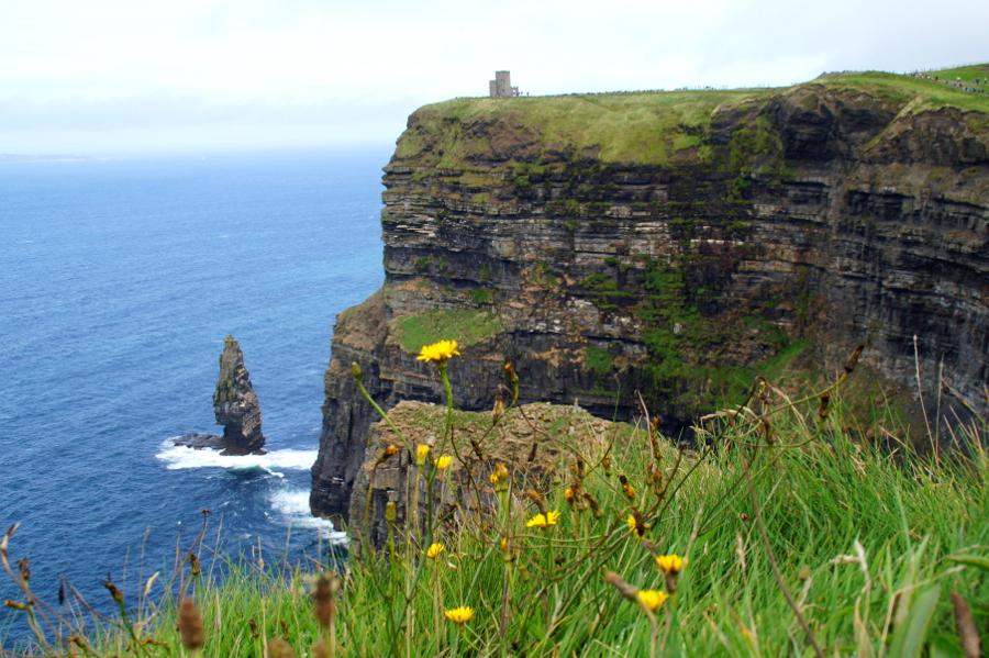 Cliffs of Moher Ireland Roadtrip
