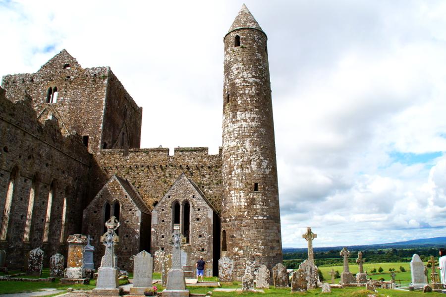 Rock of Cashel Ireland County Tipperary