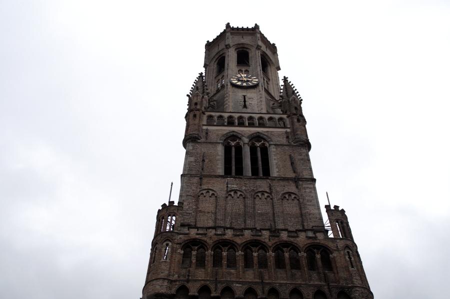 Belfry Bruges Belfied Brügge