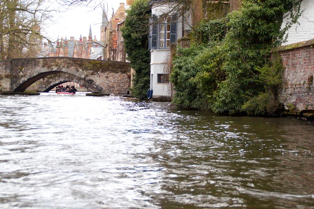 Brügge Bruges Boat Tour