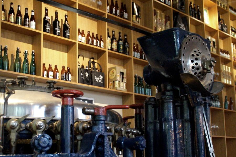 De Halve Maan Brügge Bruges Beer Brewery