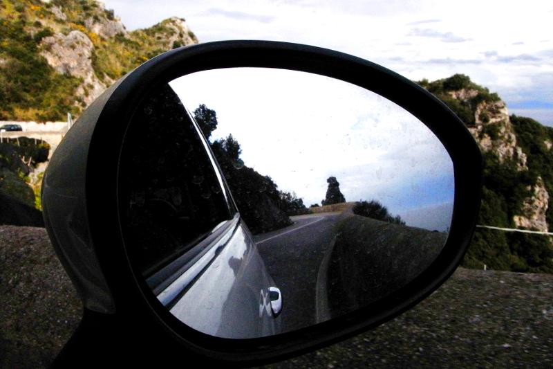Vesuv Amalfiküste Roadtrip