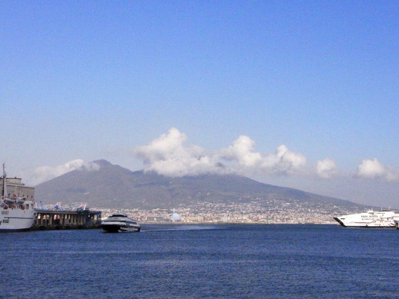 Vesuv Neapel Amalfiküste