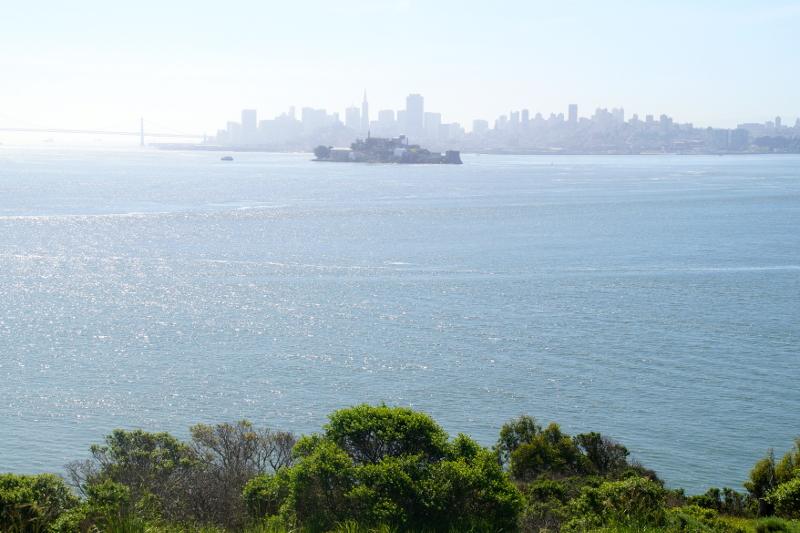 schönsten Nationalparks an der US-Westküste Angel Island San Francisco