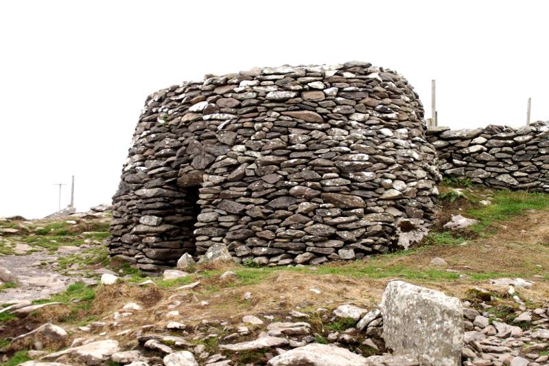 Beehive Huts Dingle Ireland