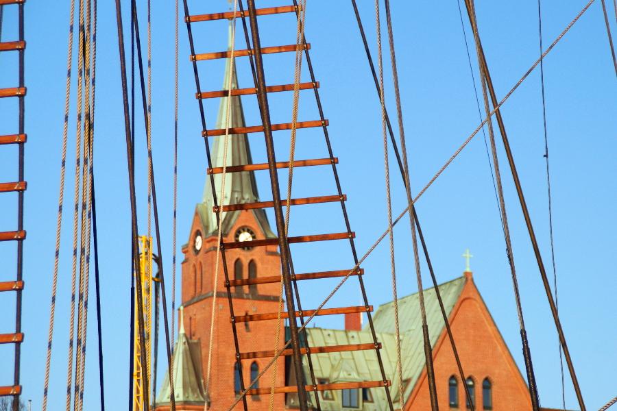 Hamburg Winter