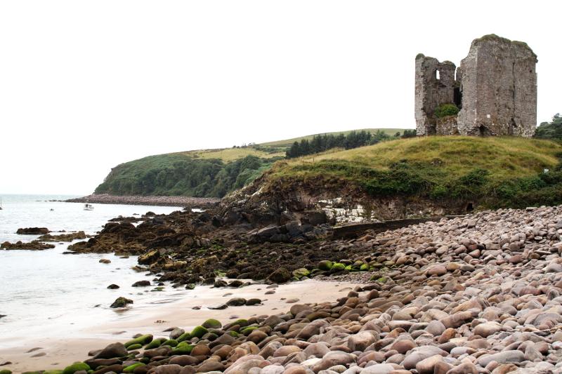Minard Castle Dingle Ireland