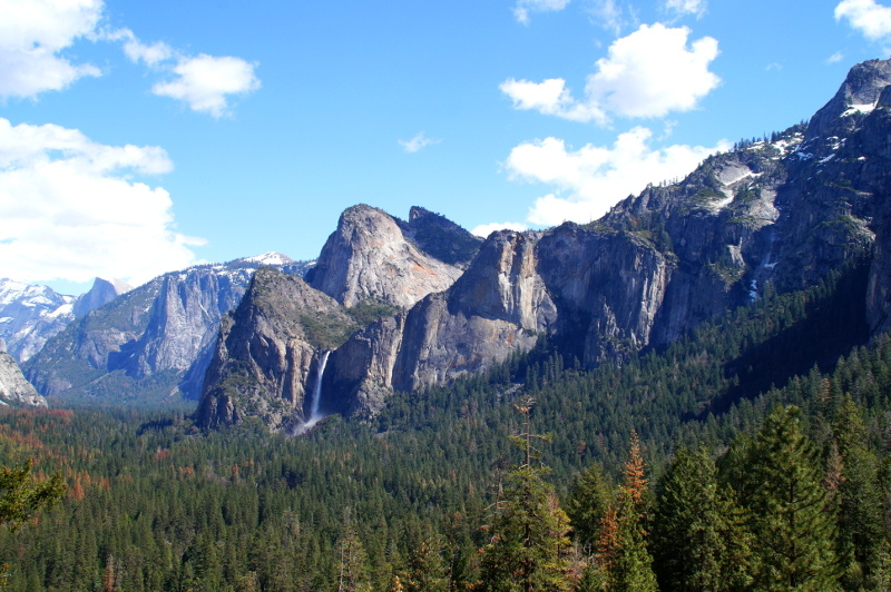 schönsten Nationalparks an der US-Westküste Yosemite National Park California