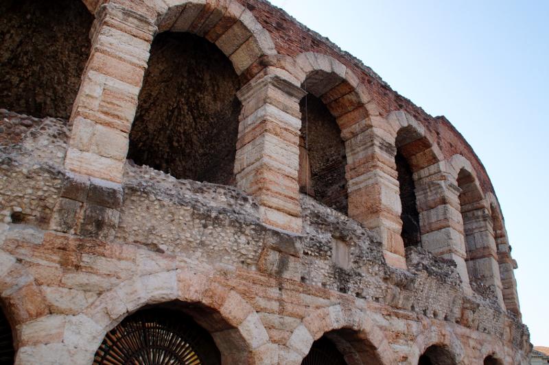 Arena di Veriona Italy