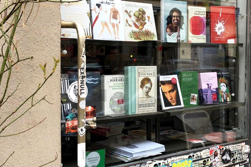 Café Phil Wien Bücher