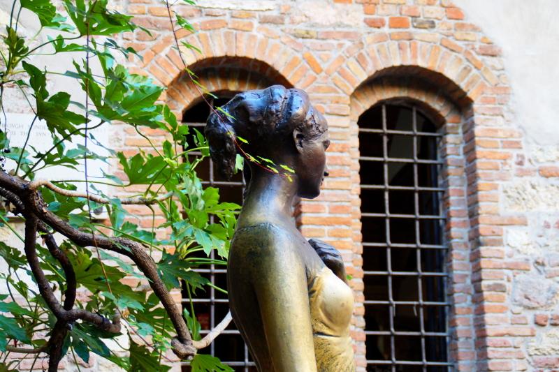 Juliet Balcony Verona Italy