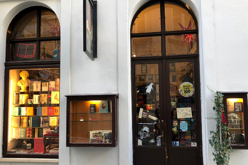 Shakespeare and Company Wien Vienna