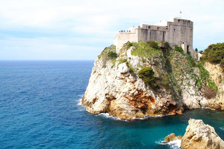 Lovrijenac Dubrovnik Croatia