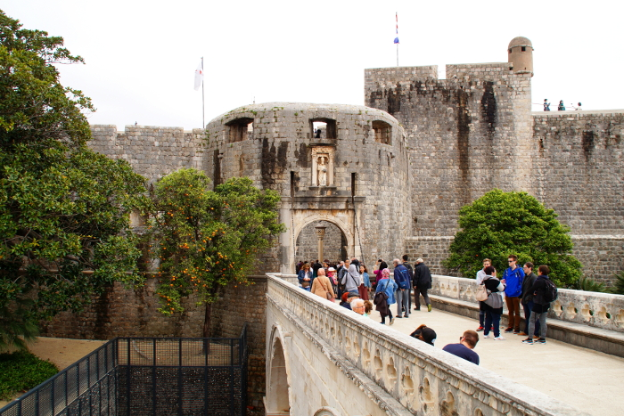 Free Game of Thrones Walk Dubrovnik