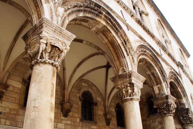 Rectors Palace Dubrovnik Croatia
