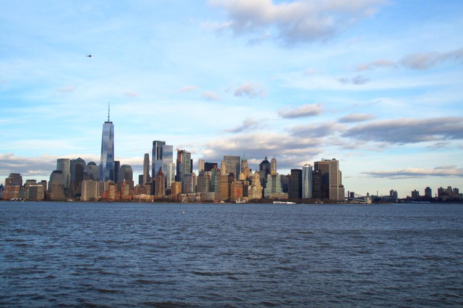 NYC Waterfront Staten Island Ferry