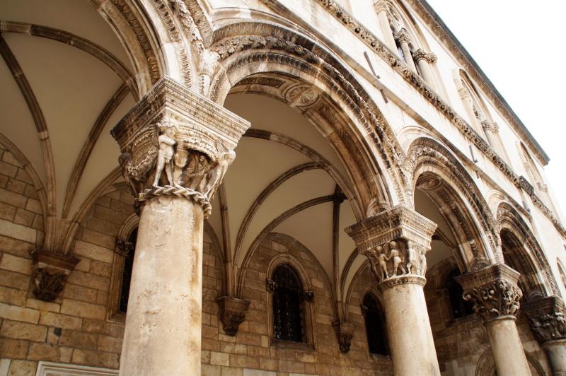 Altstadt Dubrovnik Kroatien UNESCO Weltkulturerbe Oldtown Dubrovnik Croatia UNESCO Heritage