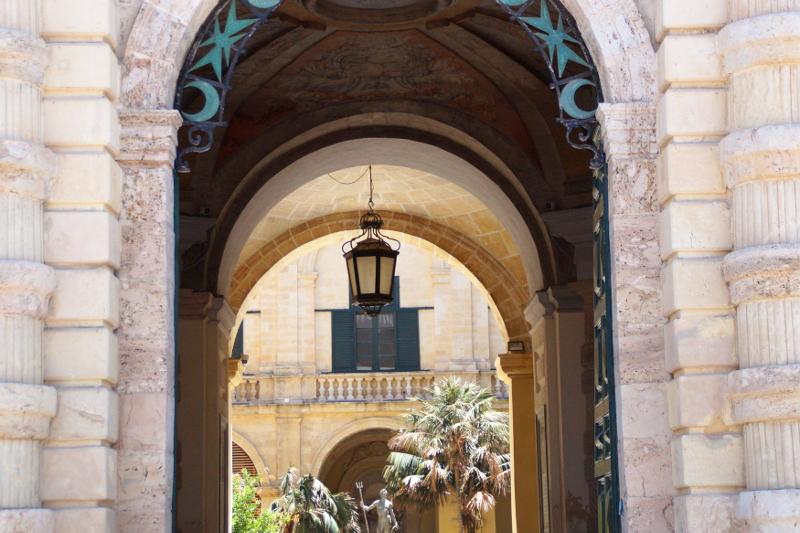 Grandmasters Palace Valletta Malta