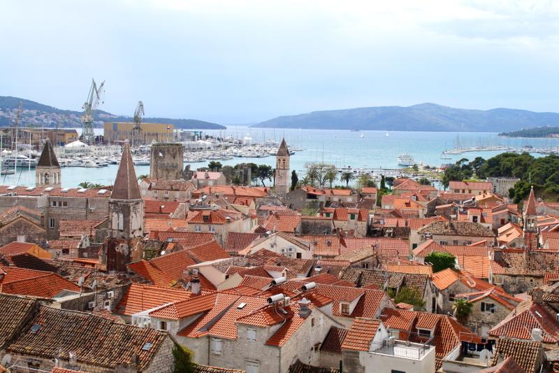 Medieval Trogir UNESCO Heritage Trogir UNESCO Weltkulturerbe