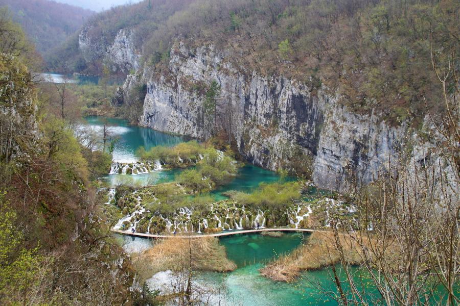Plitvicer Seen Kroatien Plitvice Lakes Croatia UNESCO Heritage UNESCO Weltkulturerbe