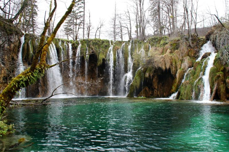 Plitvicer Seen Kroatien UNESCO Weltkulturerbe Plitvice Lakes Croatia UNESCO Heritage