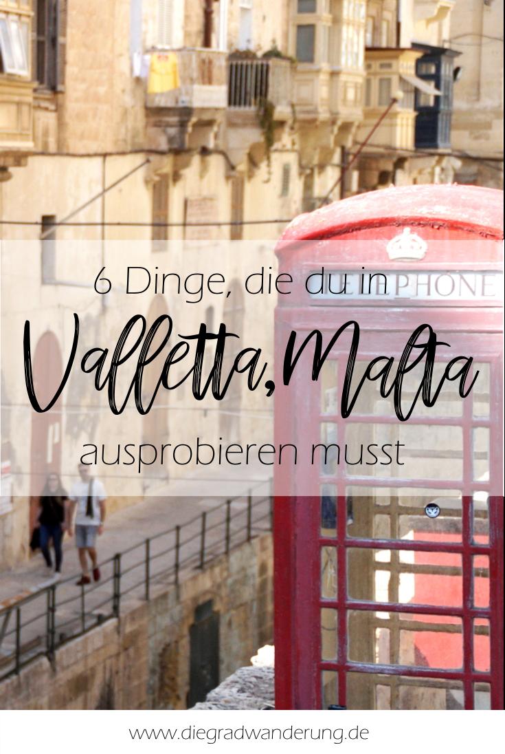 6 Dinge Valletta Malta_Pinterest