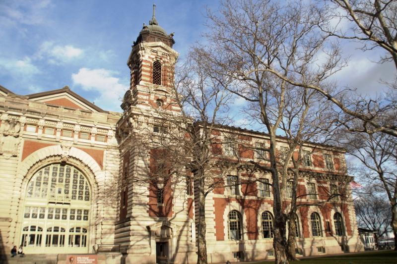 Ellis Island: Ein Besuch auf der Insel der Hoffnung