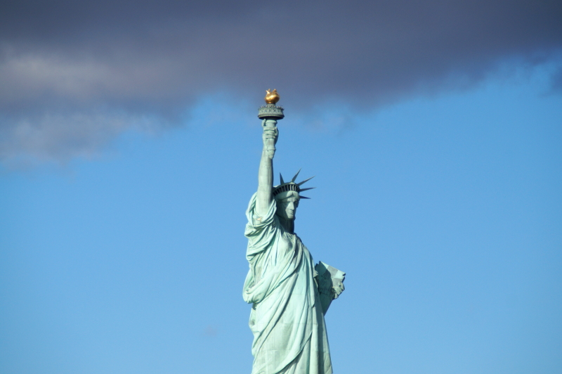 Miss Liberty Freiheitsstatue New York