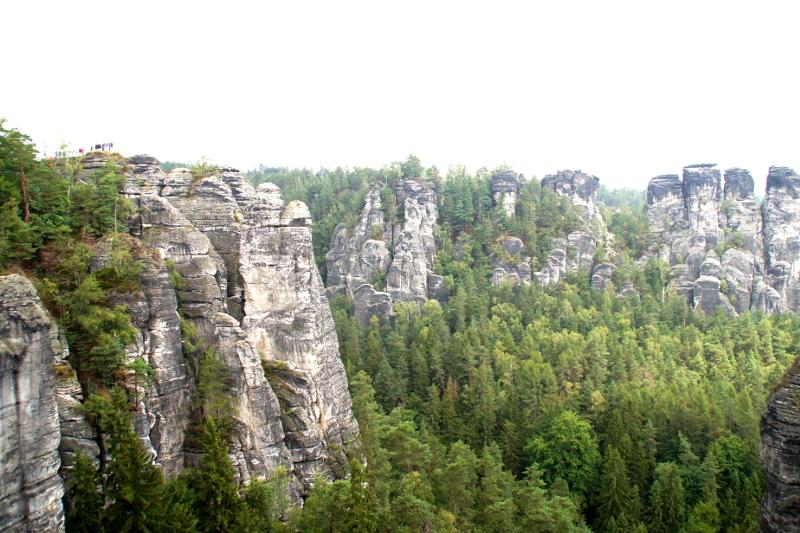 Sächsische Schweiz Urlaub Bastei