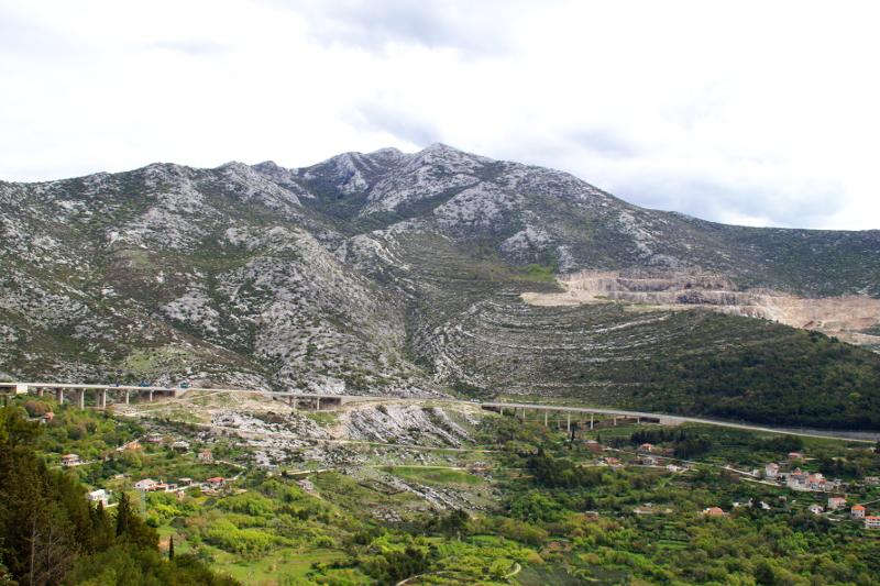 Hinterland unvergessliche Orte Kroatien
