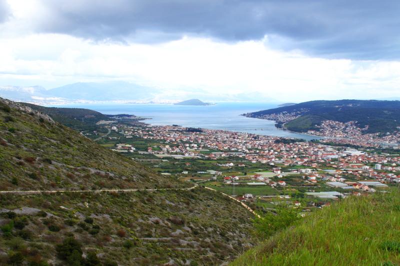 Küstenstraße Kroatien Croatia