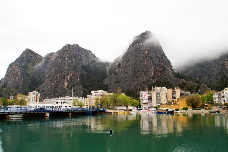 Omis unvergessliche Orte in Kroatien