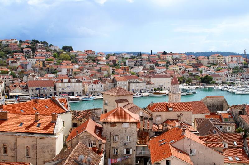 Trogir unvergessliche Orte Kroatien Croatia