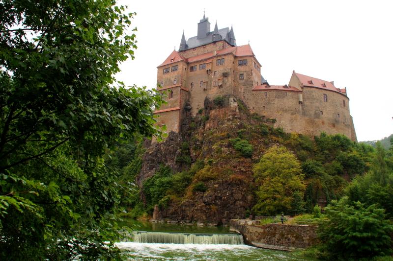 Burgen Roadtrip: 5 Burgen und Schlösser, die du nicht verpassen darfst