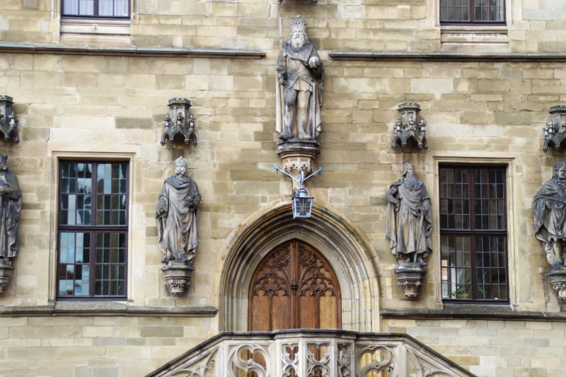 Rathaus Osnabrück entdecken