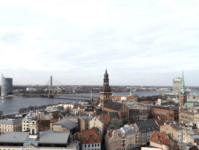 Städtereise Riga Lettland Latvia