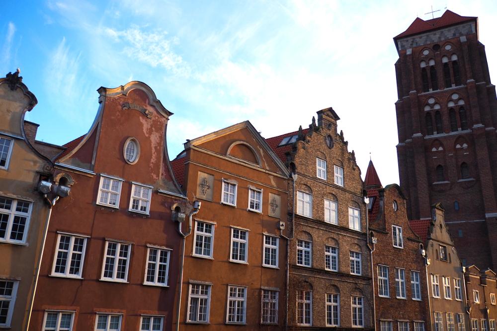 Tipps für Danzig: Städtetrip mit der Bahn