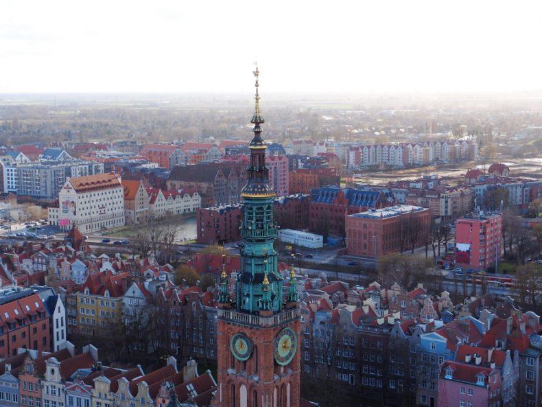 Danzig Gdansk Poland Polen