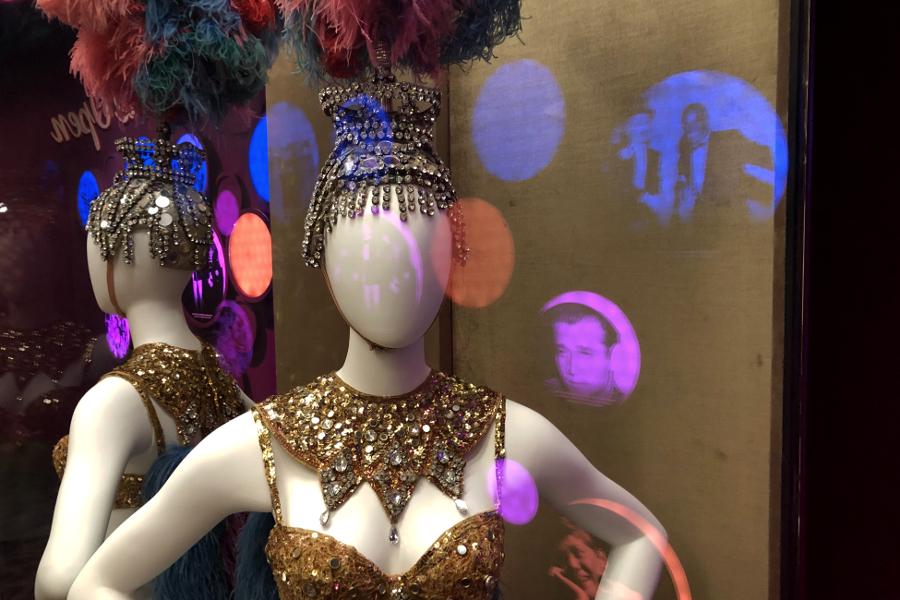 Mob Museum Vegas Showgirls