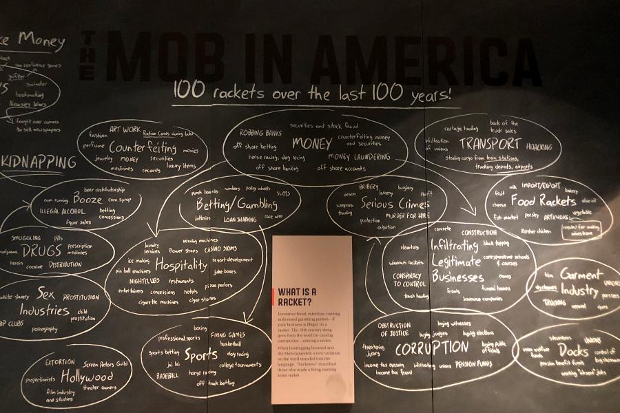 Mob Museum Vegas