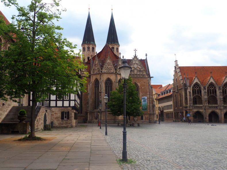 Braunschweig Altstadtmarkt