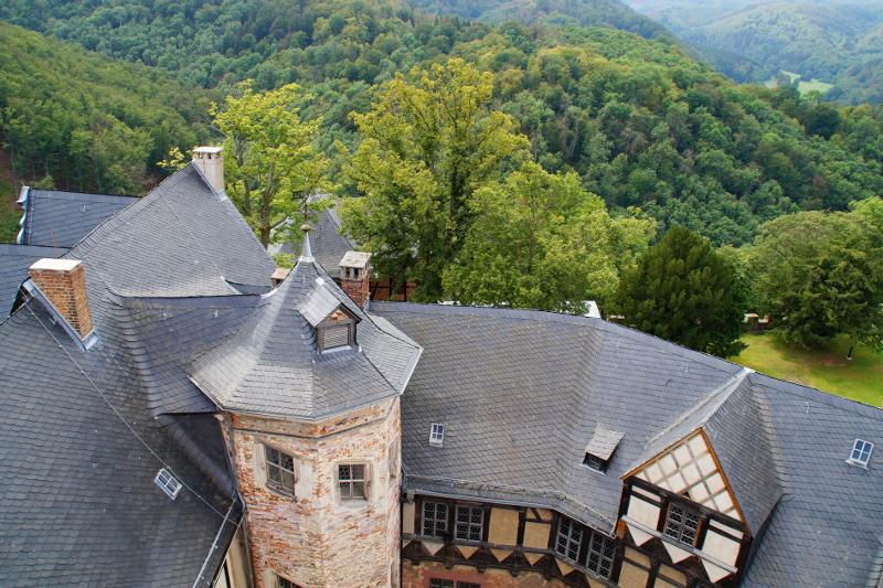 Burg Falkenstein Sachsen-Anhalt