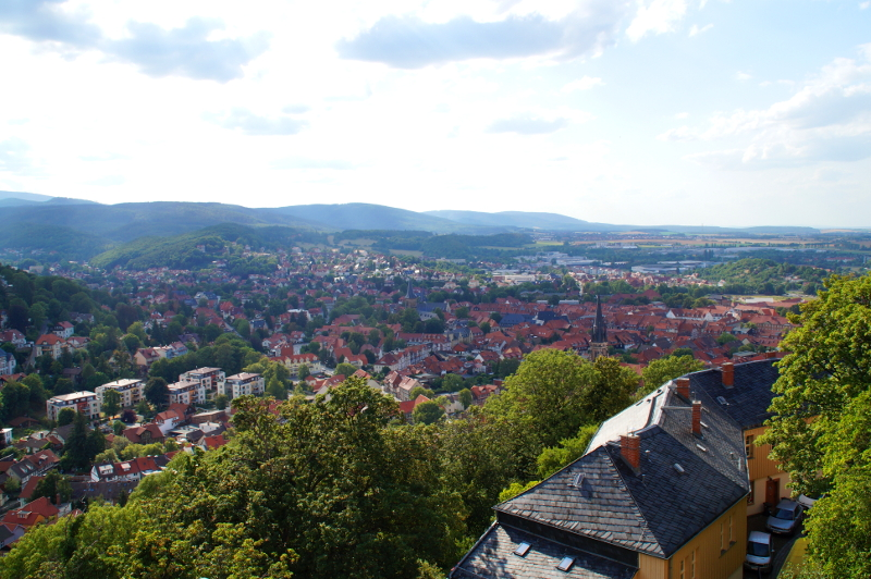 Wernigerode Sachsen-Anhalt