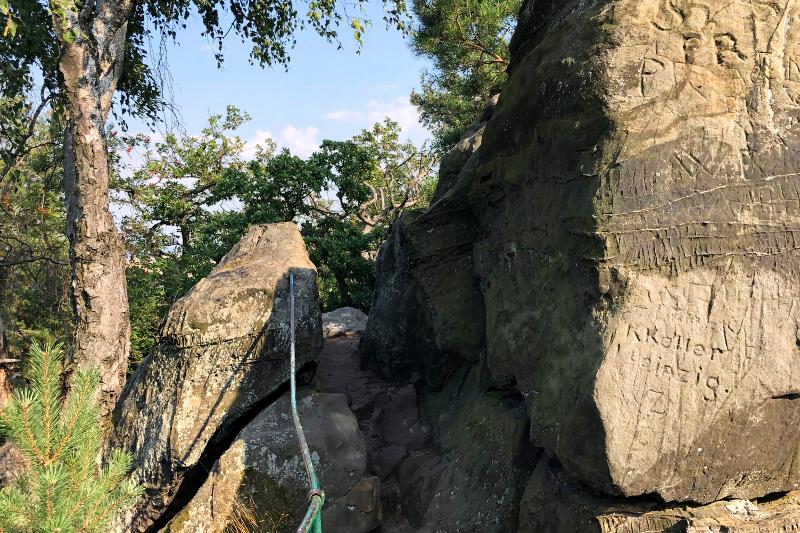 Kammweg Teufelsmauer 2