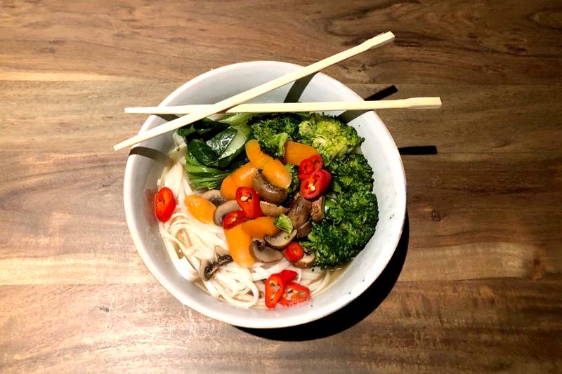 Vegane Vietnamesische Pho